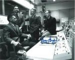 Gerry Griffin (NASA Flight Director) - Genuine Signed Autograph 7494